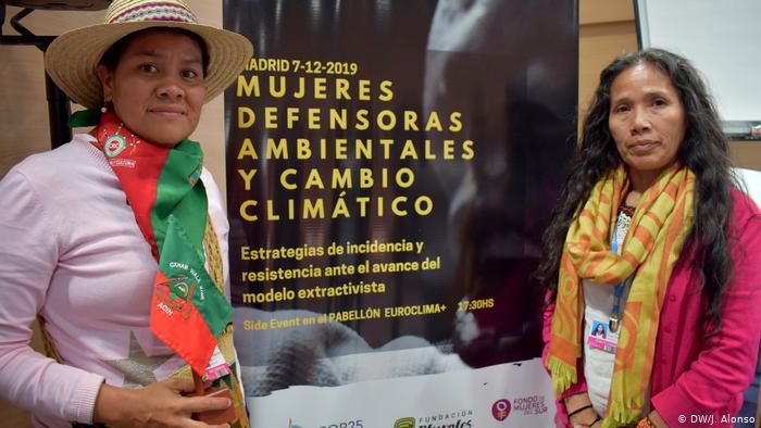 La lucha contra el cambio climático empieza con las mujeres