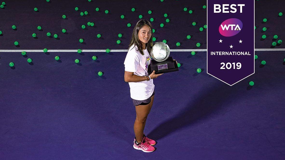 Renata Burillo Abierto Mexicano de Tenis