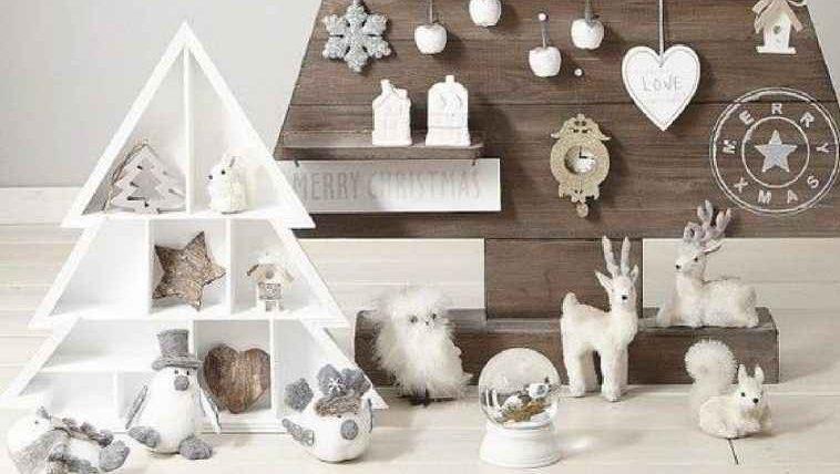 5 ideas para que tu árbol de navidad luzca original