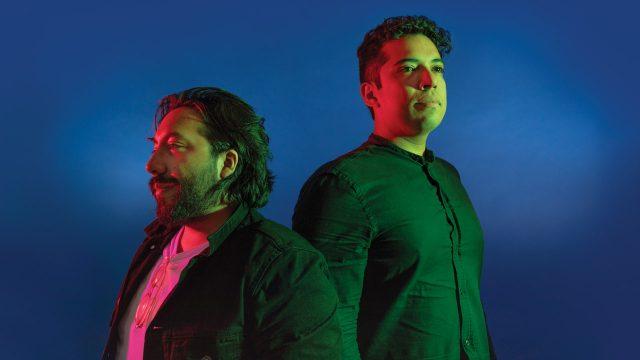 Alejandro Guardado y Allan Ugalde, arquitectos. Foto: Angélica Escobar/Forbes México.