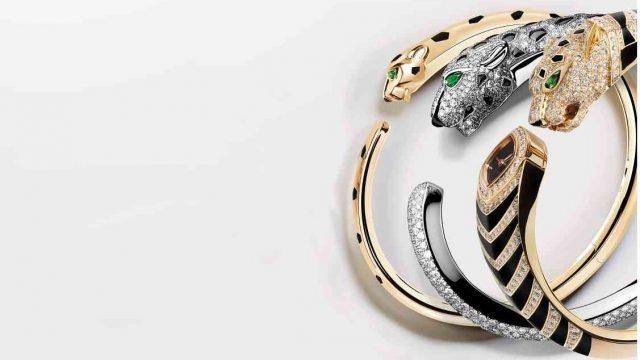 Panthère de Cartier joyas