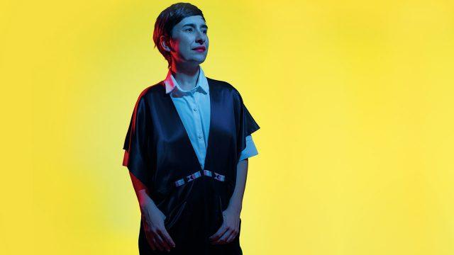 Carla Fernandez, artista textil. Foto: Fernando Luna Arce/Forbes México.