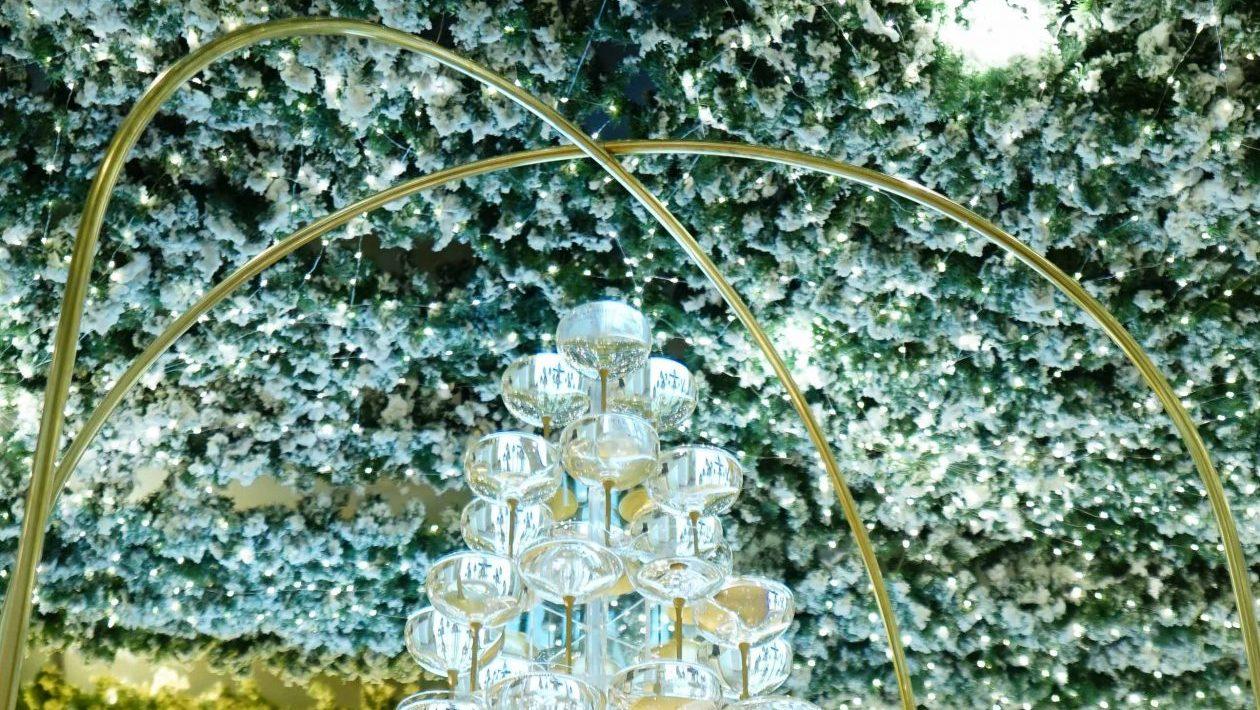 El 'reino del champagne' abre sus puertas en la Ciudad de México