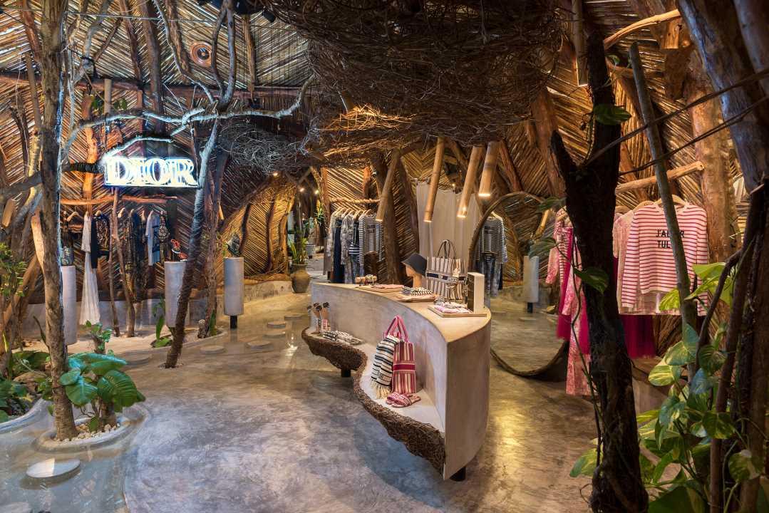 Dior celebra la apertura de sus pop-up stores en Tulum y Cancún