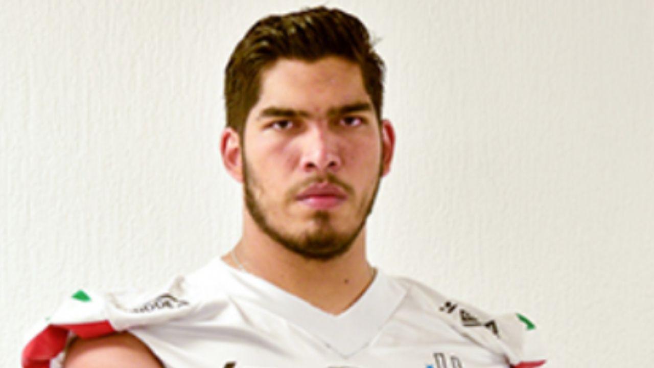 Jugador mexicano del Tec de Monterrey competirá por un lugar en la NFL