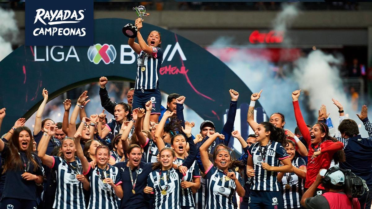 Corona reivindica a campeonas de Rayados que solo recibieron como premio una tablet