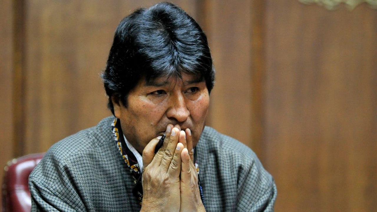 Fiscalía de Bolivia emite orden de arresto contra Evo Morales por sedición y terrorismo