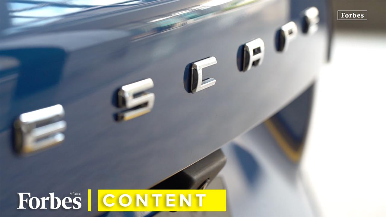 La nueva Ford Escape 2020 muestra un desempeño sobresaliente