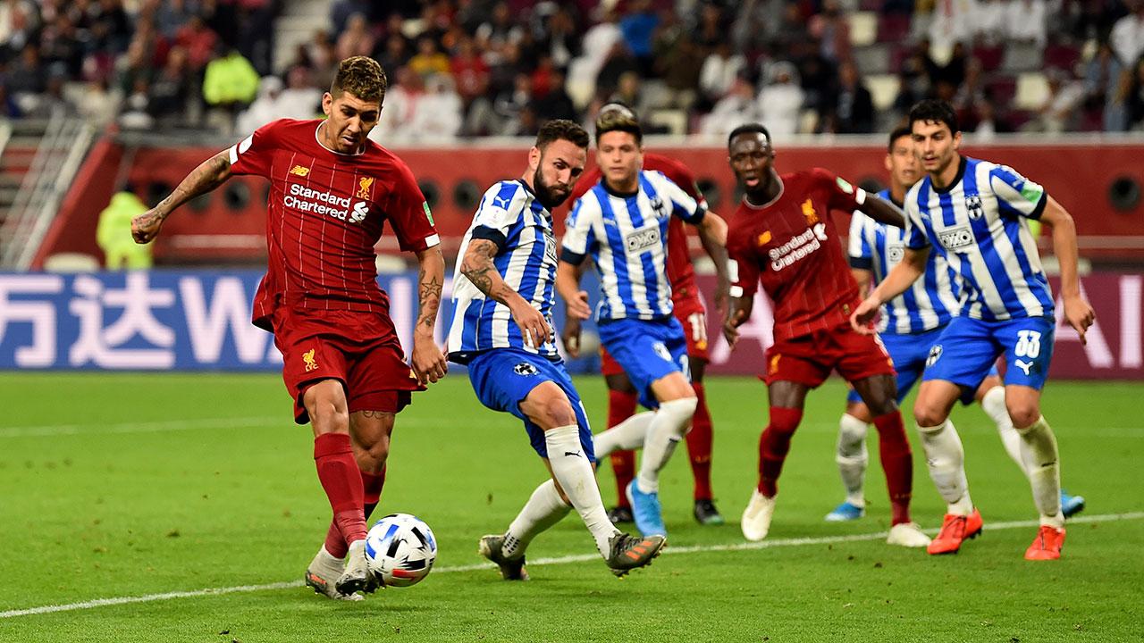 Liverpool 'destroza' en el último minuto el milagro regio y vence 2-1 a Rayados