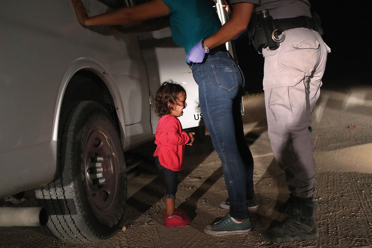 EU detuvo a 2.8 millones de migrantes su frontera con México entre 2014 y 2019