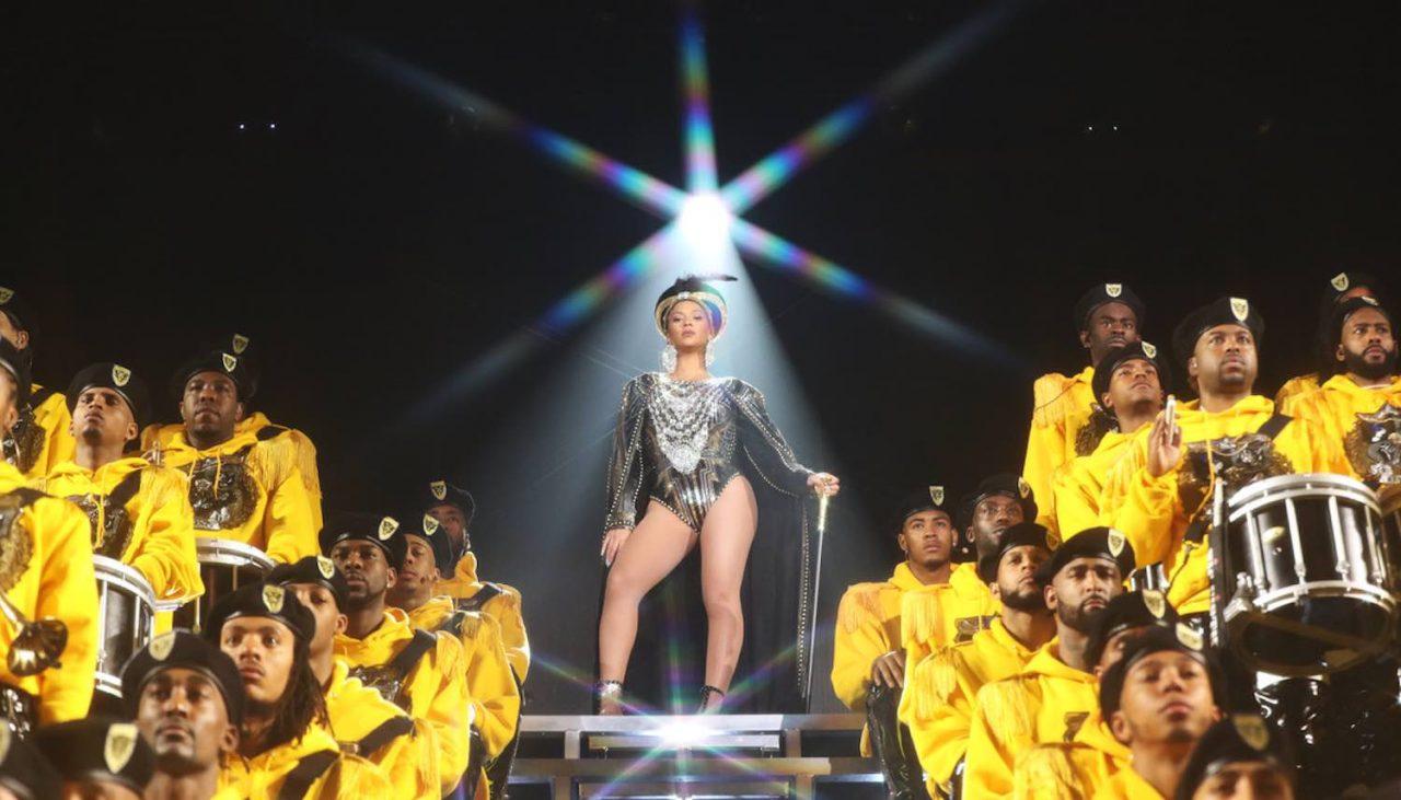 Beyoncé muestra parte de su colaboración con Adidas