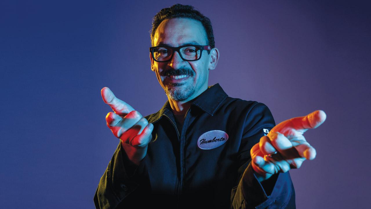 100 Creativos Mexicanos 2019 | Humberto Ramos, el ícono mexicano de Marvel