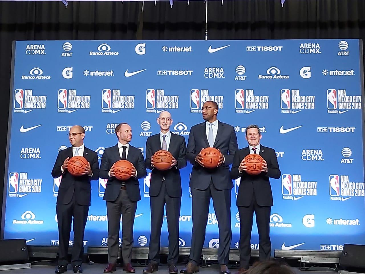 Capitanes de CDMX se convierte en el primer equipo de NBA G League