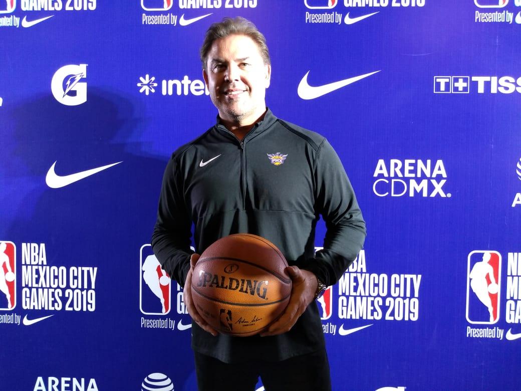 'México tiene la fuerza económica para tener un equipo de NBA'
