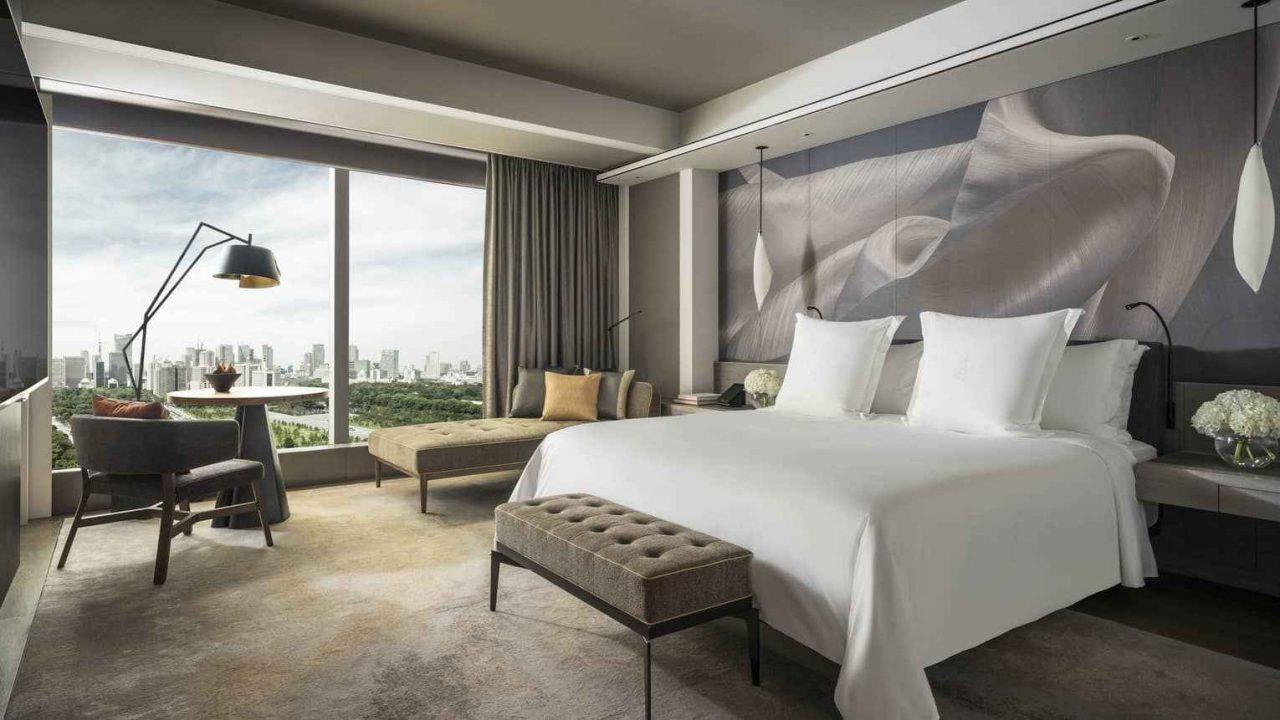 Tres hoteles de lujo que abrirán en Japón en 2020
