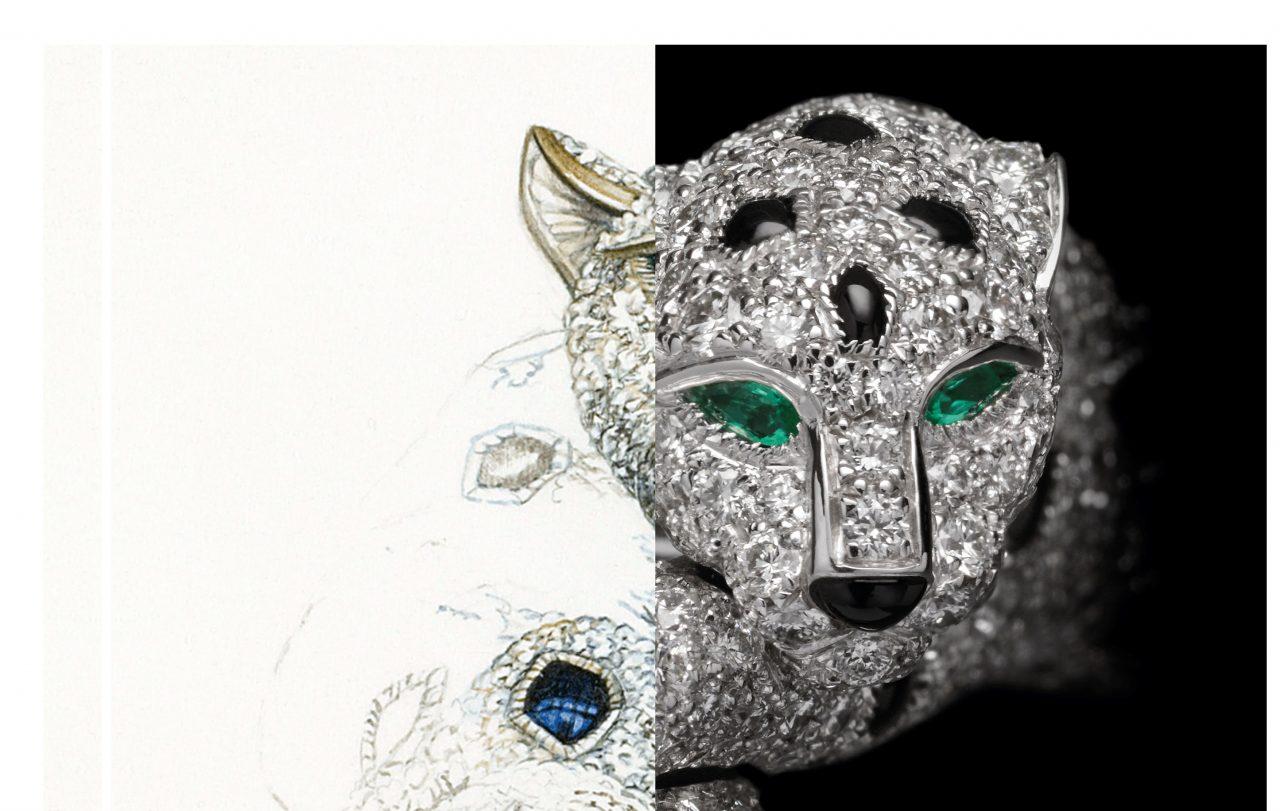 Panthère de Cartier, un homenaje al poder de la naturaleza