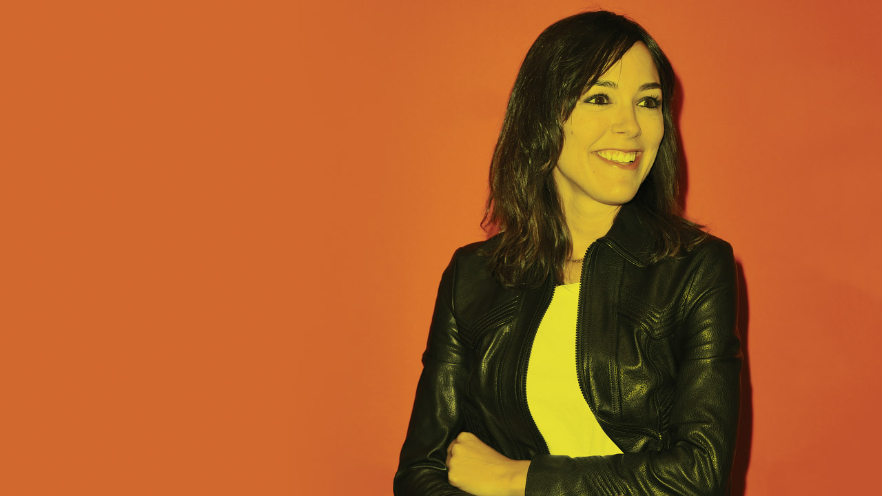 100 Creativos Mexicanos 2019| Paula Huidobro, la mexicana que conquistó a la pantalla chica
