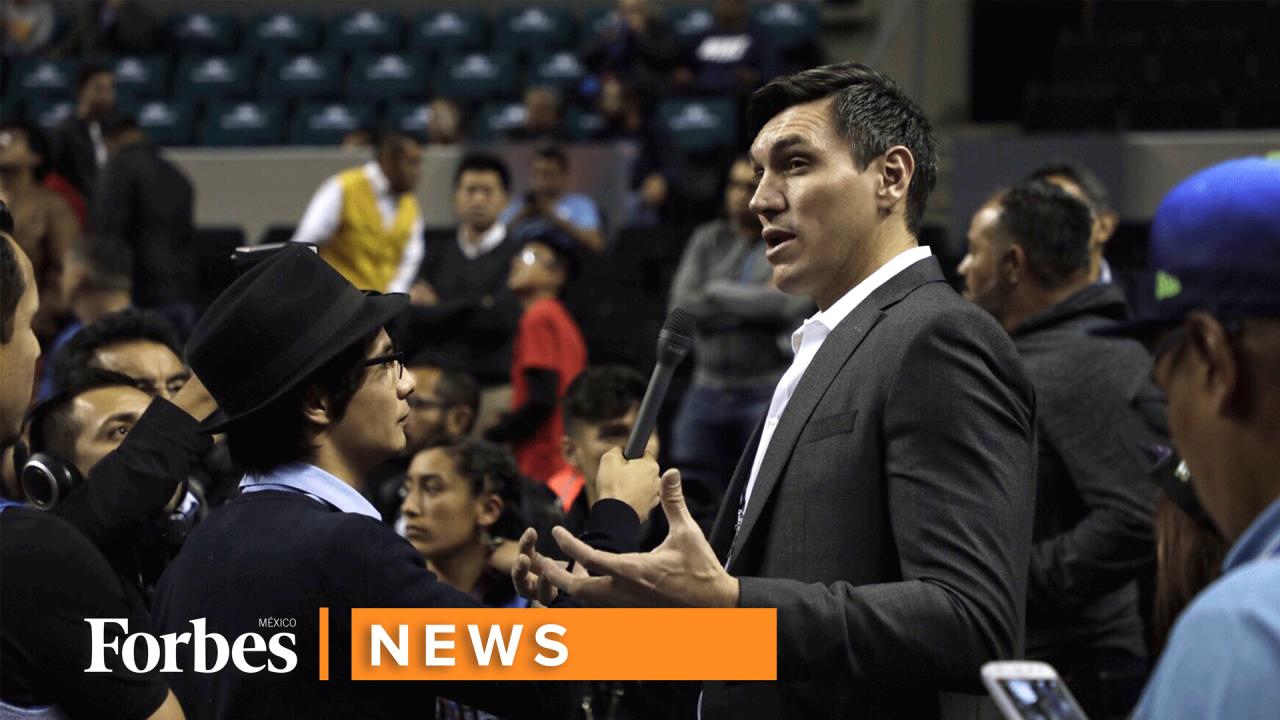 Falta un empresario que quiera tener un equipo de NBA en CDMX: Eduardo Nájera