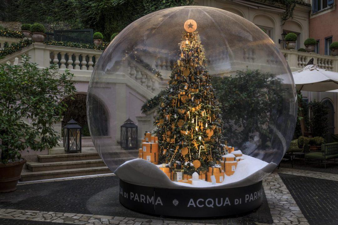 Los árboles de Navidad más lujosos del mundo