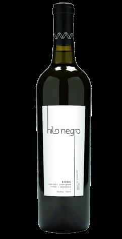 Hilo Negro Ric Rac vinos mexicanos