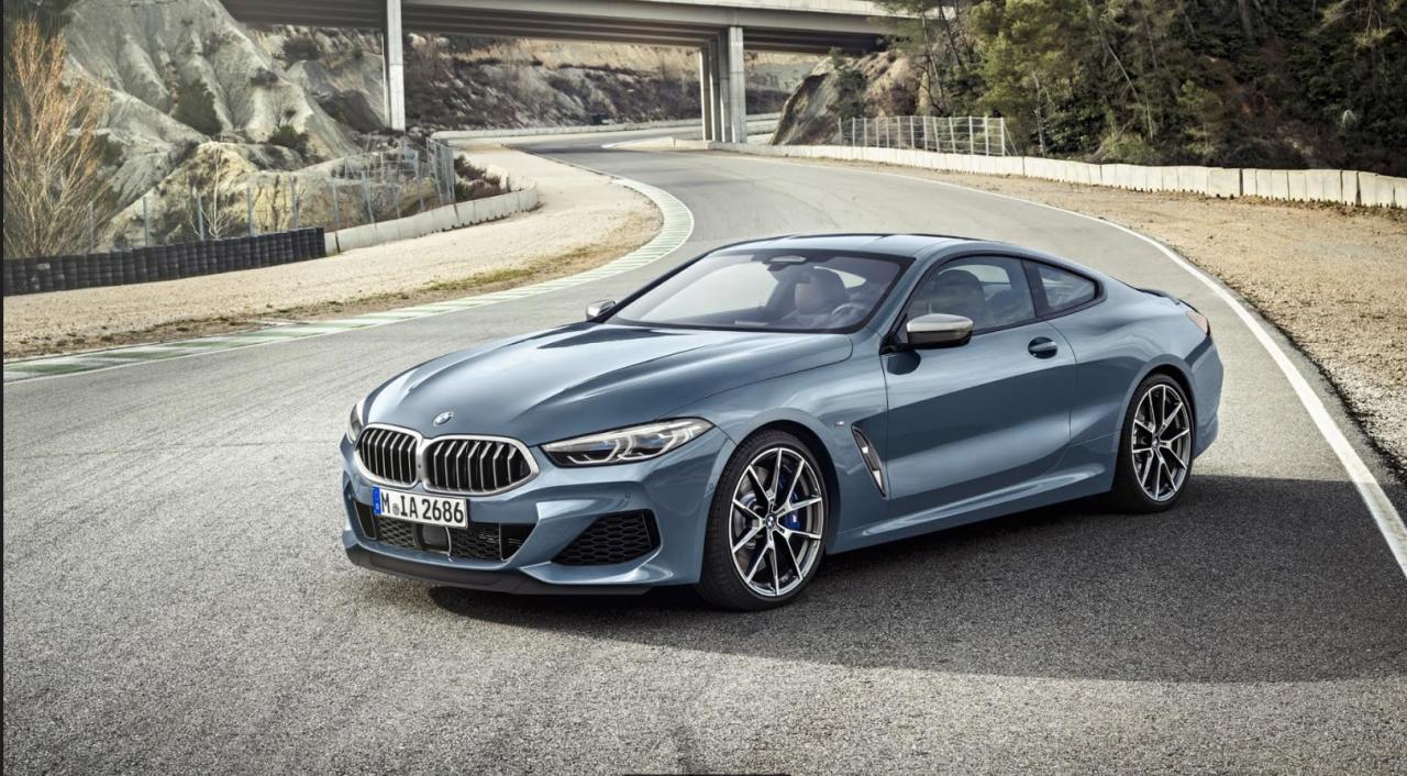 BMW Serie 8 Coupé es el 'Coche de lujo del año': WWCOTY