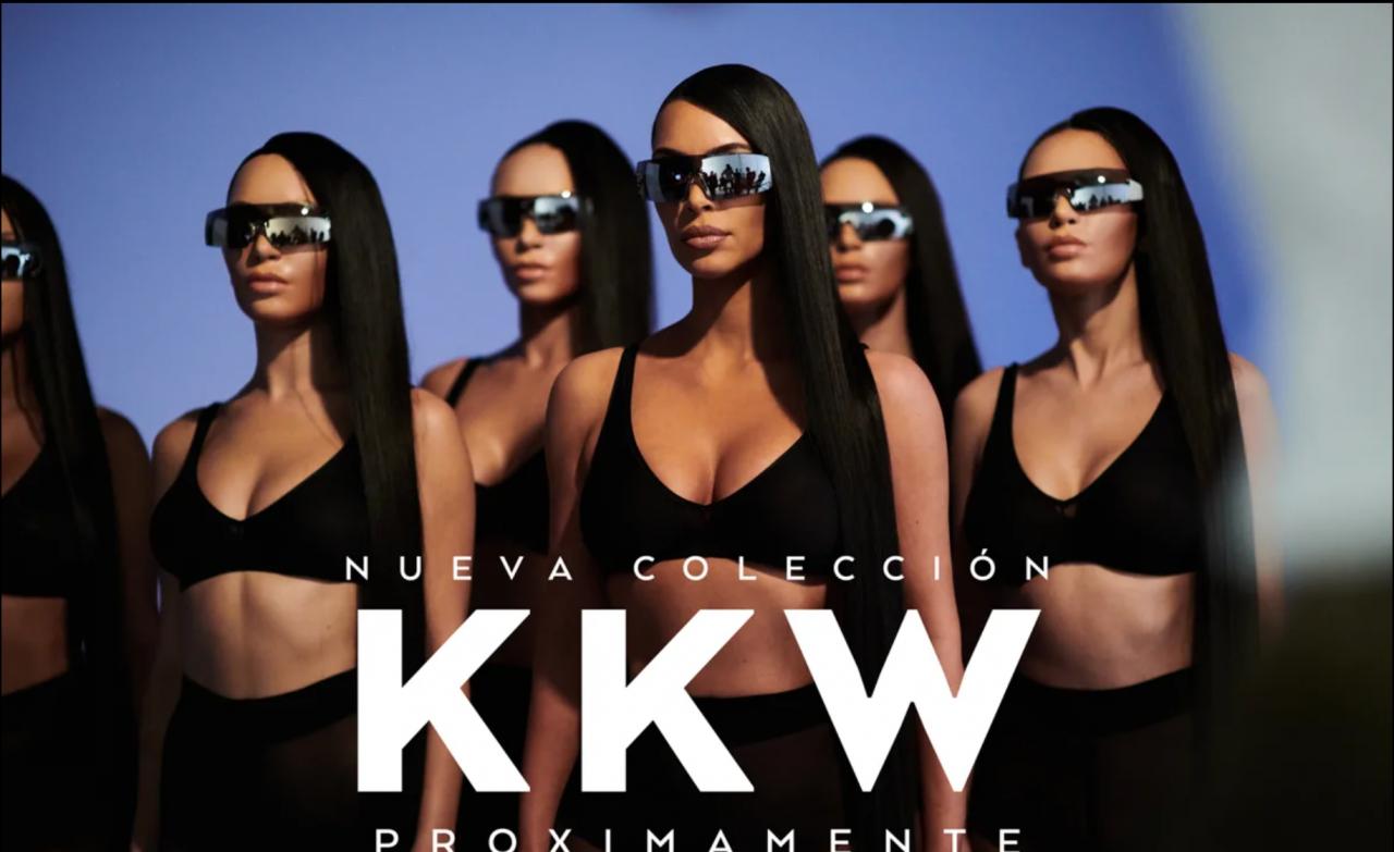 Kim Kardashian Carolina Lemke