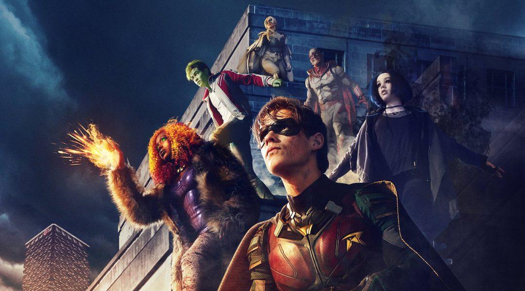 La segunda temporada de 'Titanes' ya está disponible en Netflix