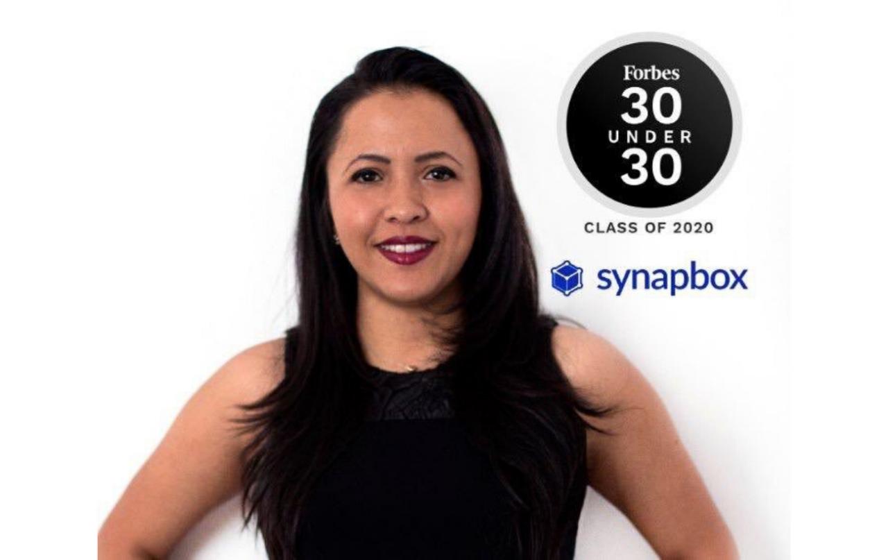 Cristina de la Peña: precursora mexicana en los 30 menores de 30 de Forbes