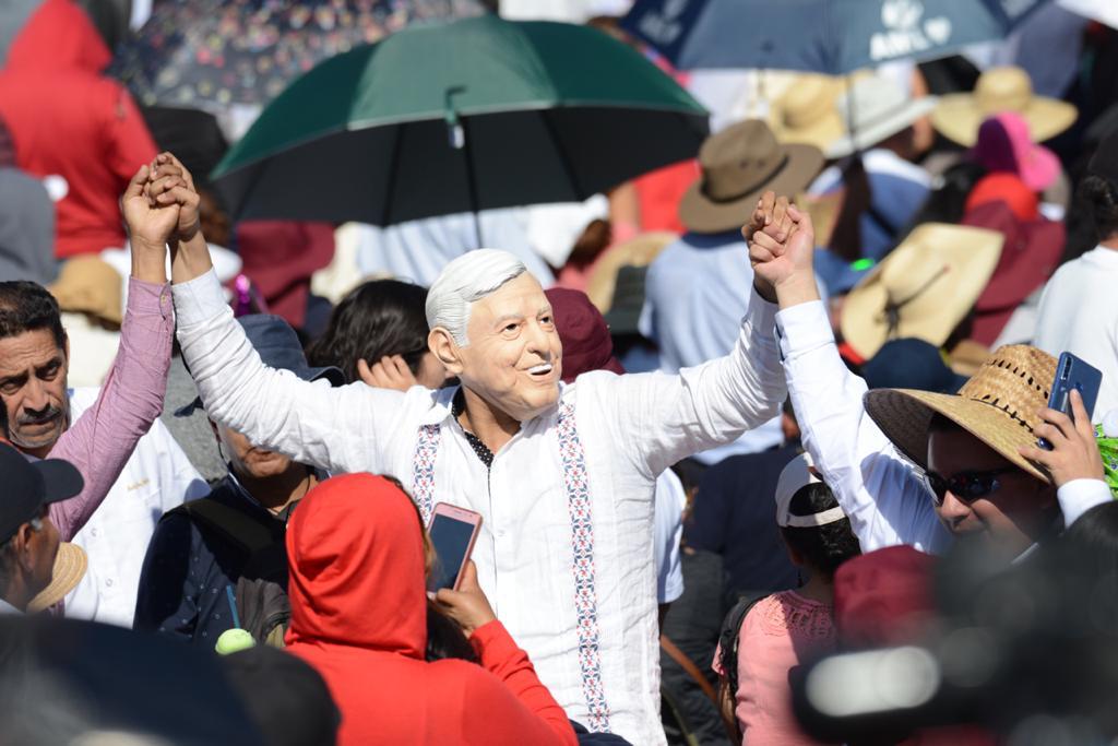 AMLO es el presidente más fuerte de México en décadas: The Washington Post