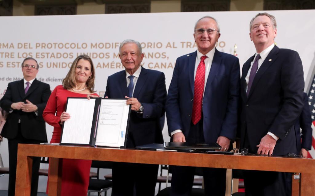 Adiós 2019 | Diciembre: El T-MEC cambia el panorama comercial de México