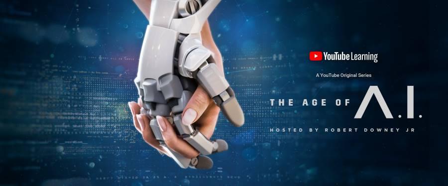 Serie de You Tube The Age of AI