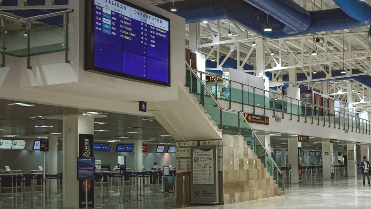 GAP construirá 2 nuevos edificios terminales en aeropuertos de Jalisco en 2020