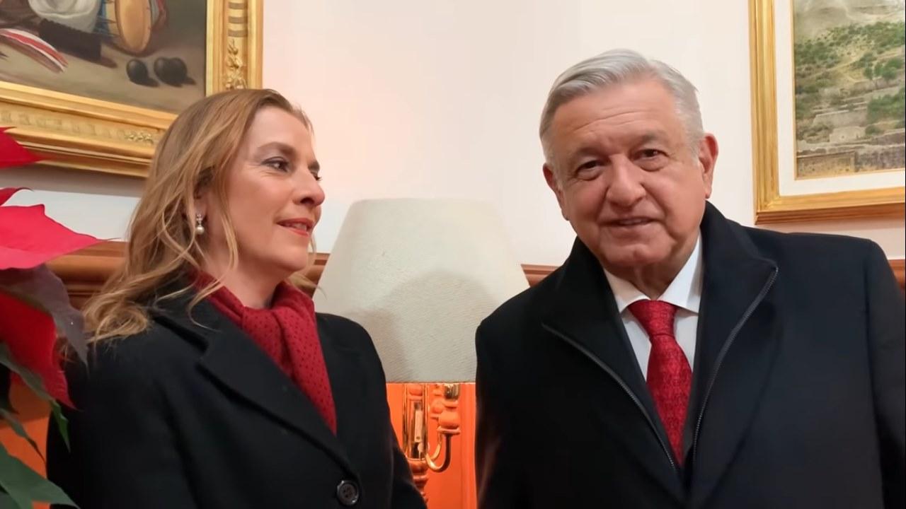López Obrador pasará el fin de año en Palenque, Chiapas