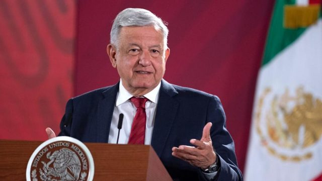 AMLO descarta una reforma fiscal • Forbes México