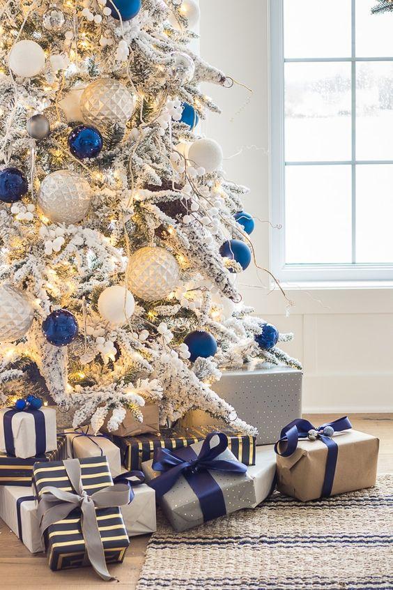 Ideas de árbol de navidad Pinterest