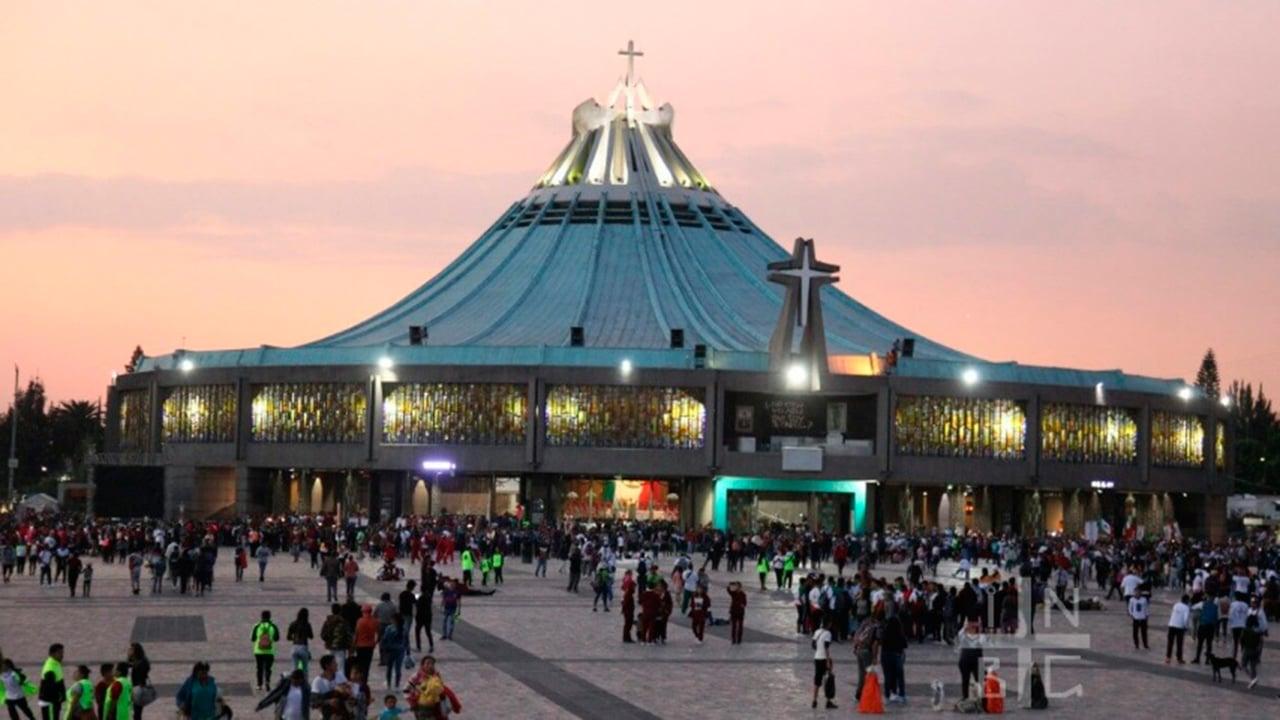 Cierran la Basílica de Guadalupe del 10 al 13 de diciembre por Covid-19