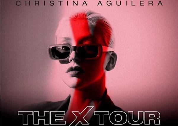 Christina Aguilera The X Tour en México