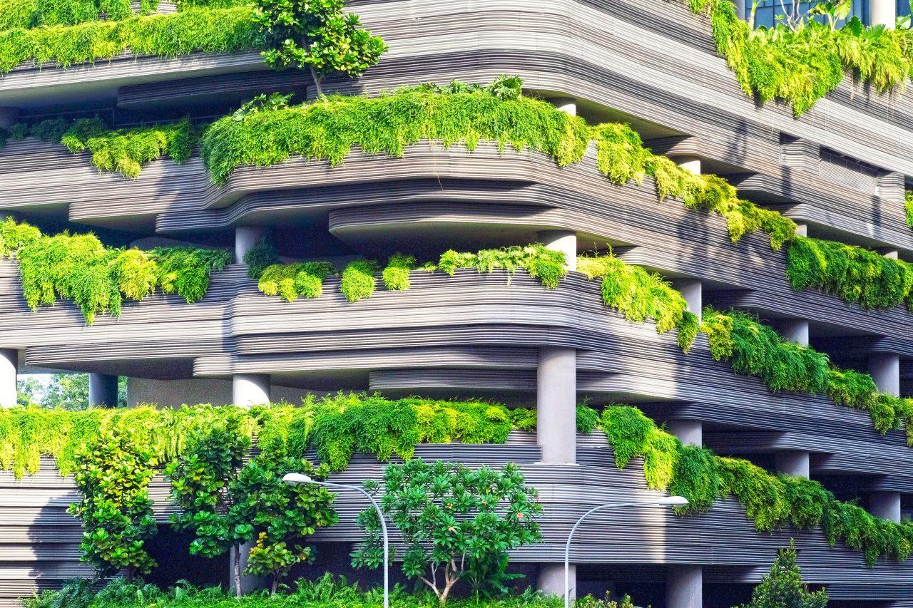 Edificios verdes: oportunidad multimillonaria