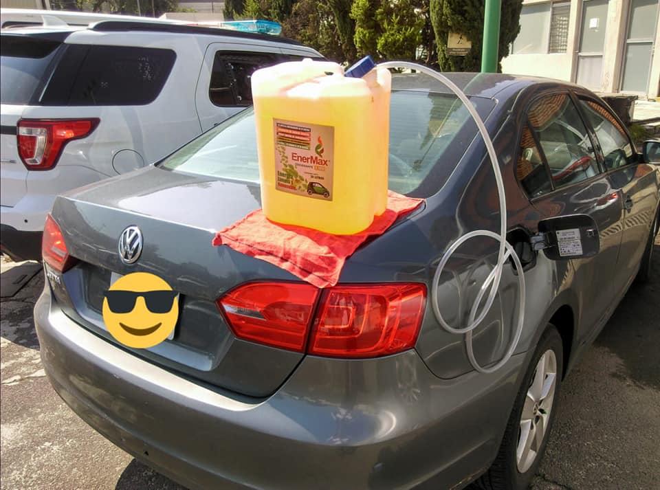 Sector gasolinero denuncia venta clandestina de etanol