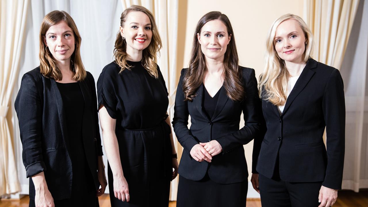 Mujeres lideran Finlandia: nuevo gabinete tiene 11 ministras y 7 ministros