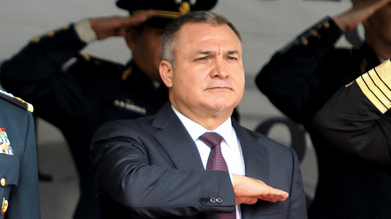 García Luna rechaza apoyo diplomático de México