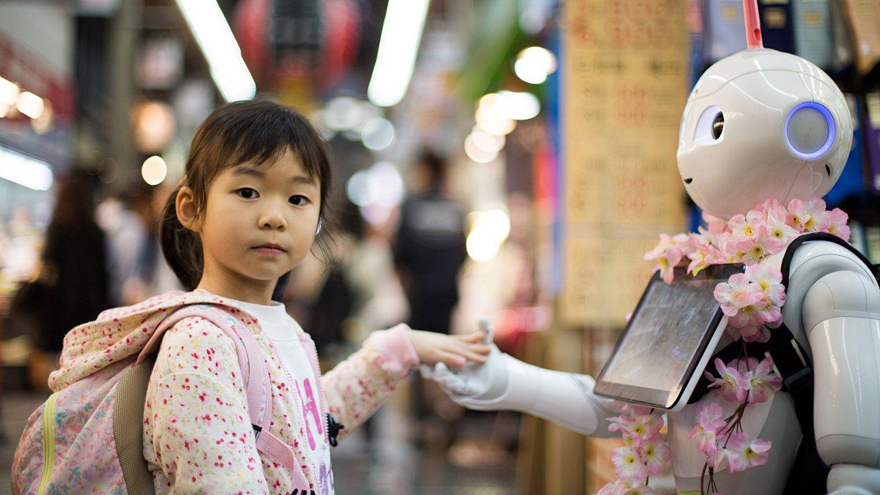 Así es como la Generación Z puede competir contra los robots