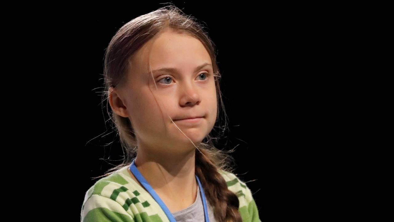 Greta Thunberg pide tipificar 'ecocidio' como delito