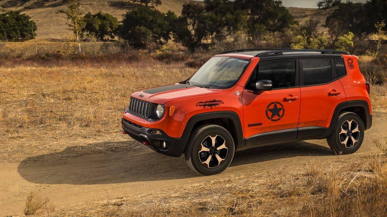 Llaman a revisión camionetas Jeep Renegade y RAM en México