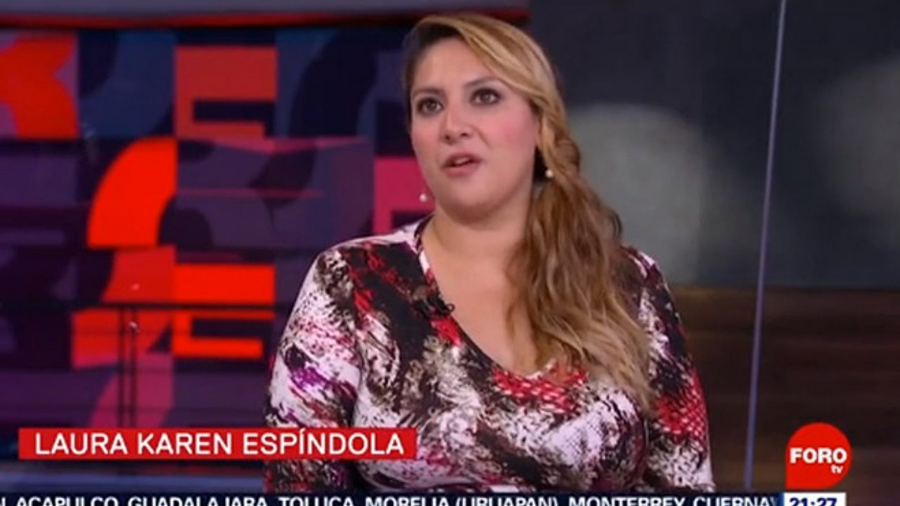 Karen Espíndola agradece movilización para encontrarla