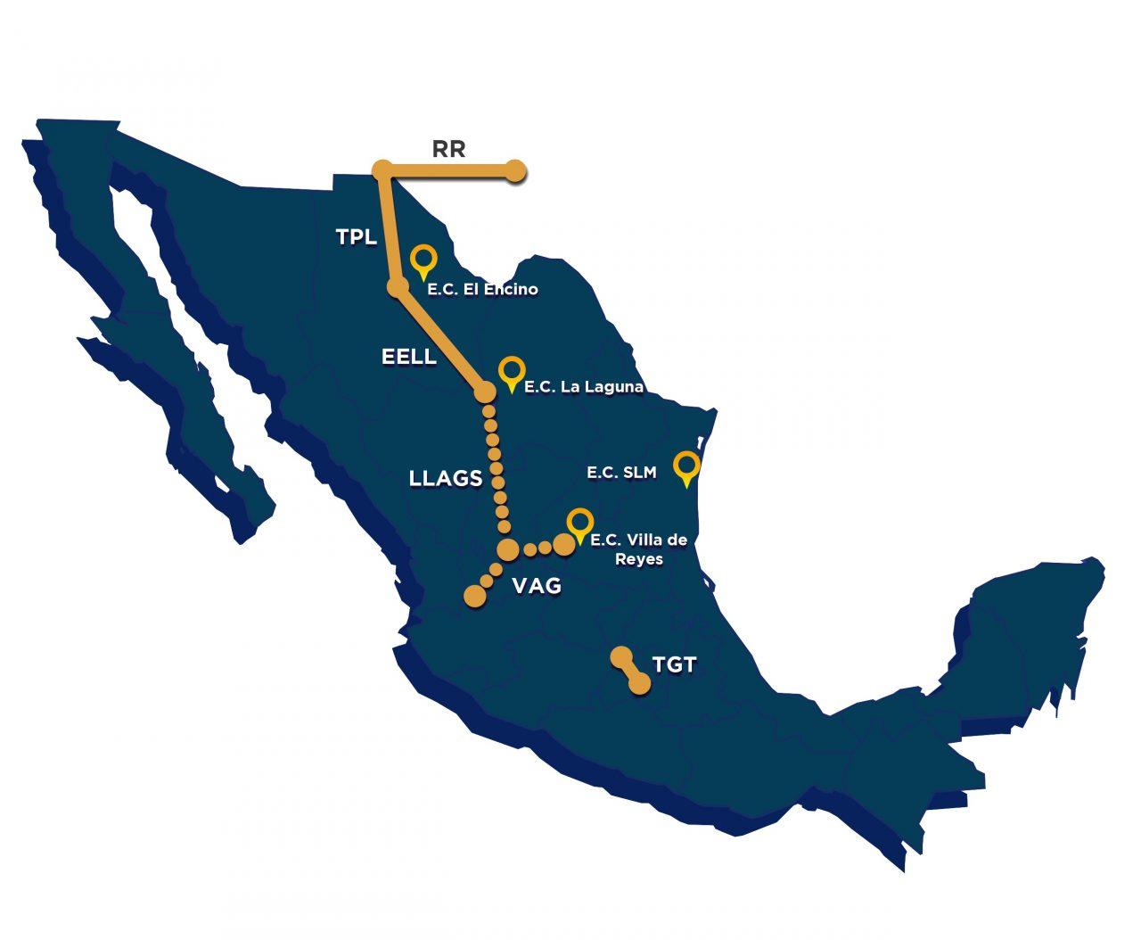 Fermaca inicia operación de gasoducto tras disputa con CFE