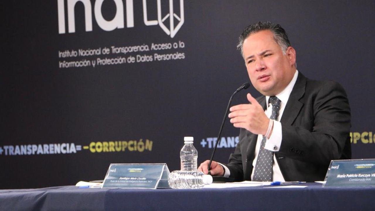 Santiago Nieto pugna por usar de inteligencia artificial contra corrupción