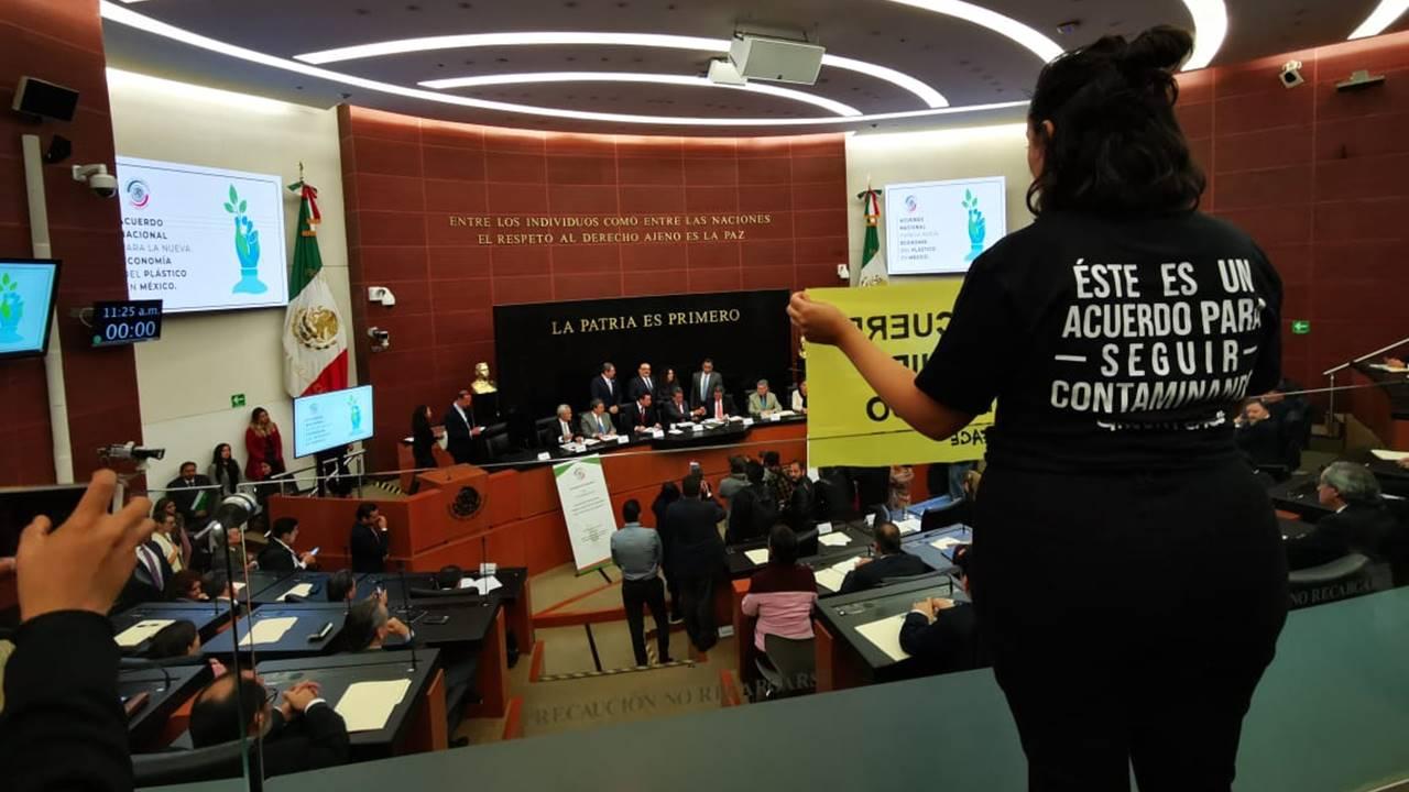 El empresariado mexicano está atento a estas iniciativas del Senado