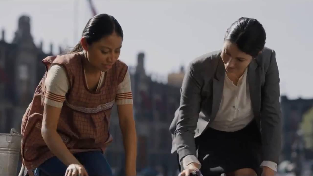 Alfonso Cuarón participa en spot del IMSS para apoyar a trabajadoras del hogar