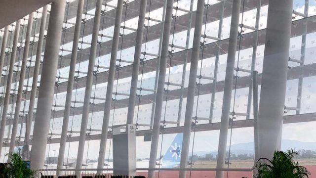 aeropuerto terminal Guadalajara